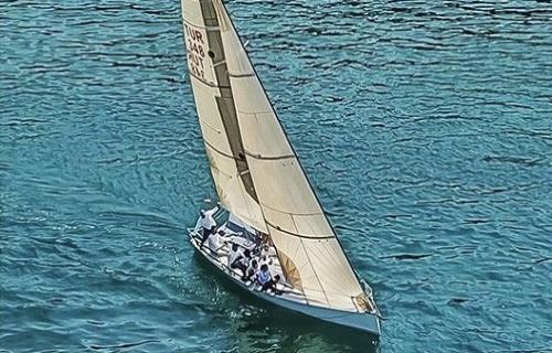 IRC-4 TAYK Trofesi Şampiyonu Alize Yelken Takımımız