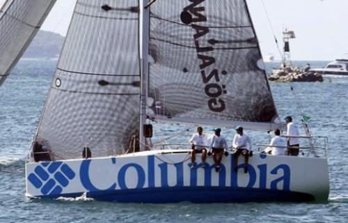 IRC-2 TAYK Trofesi 3. Columbia Yelken Takımımız