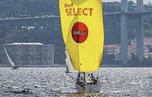 IRC-3 İYK Trofesi Şampiyonu Shell Yelken Takımımız